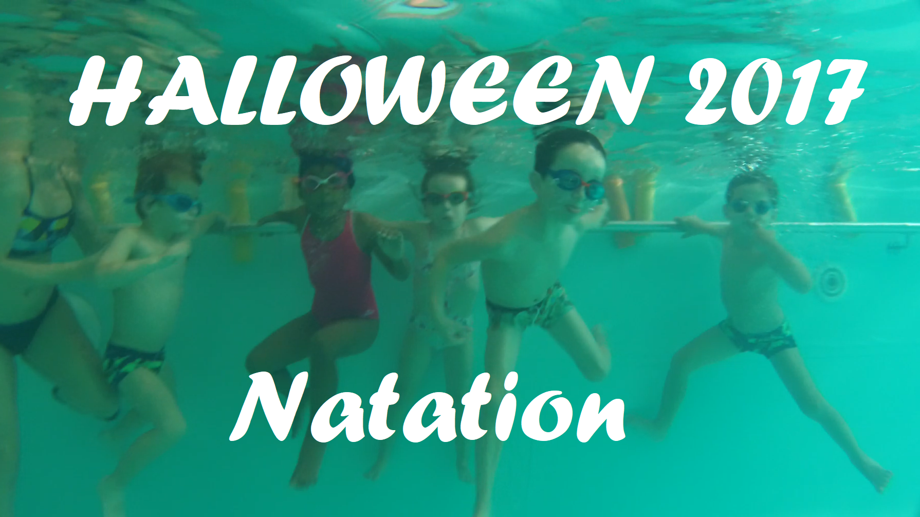 Natation marseille chutes lavie aixtra sports halloween