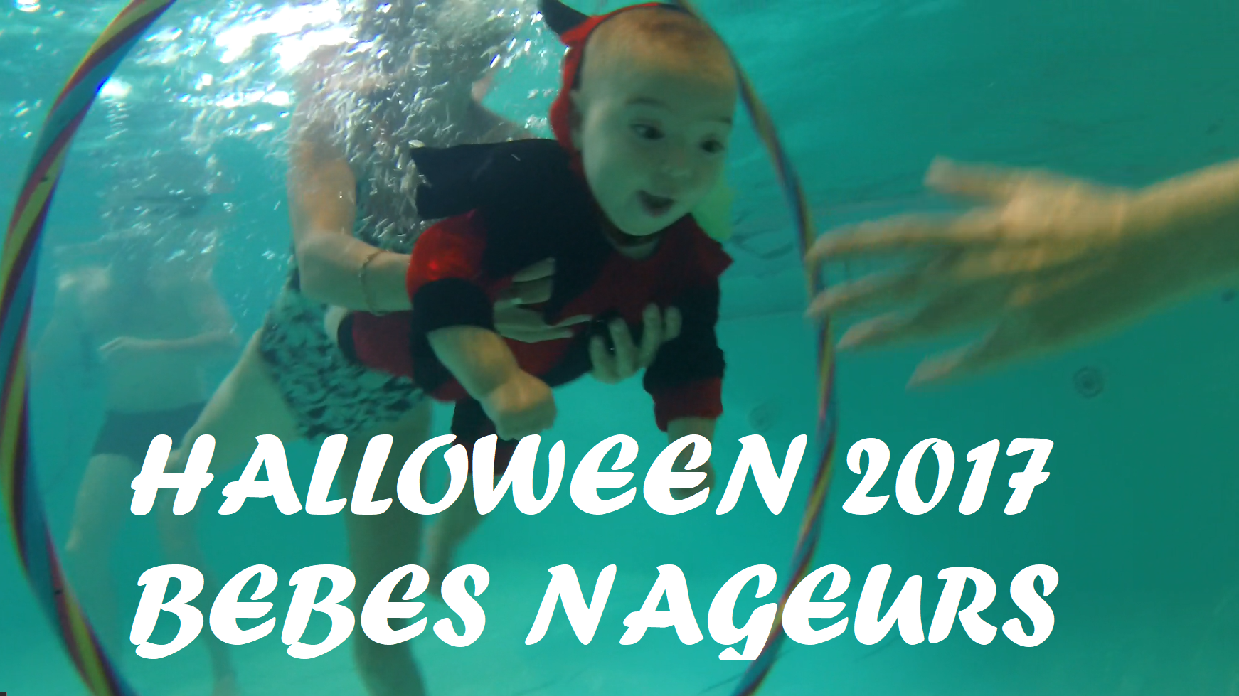 bebe nageur marseille chutes lavie aixtra sports halloween